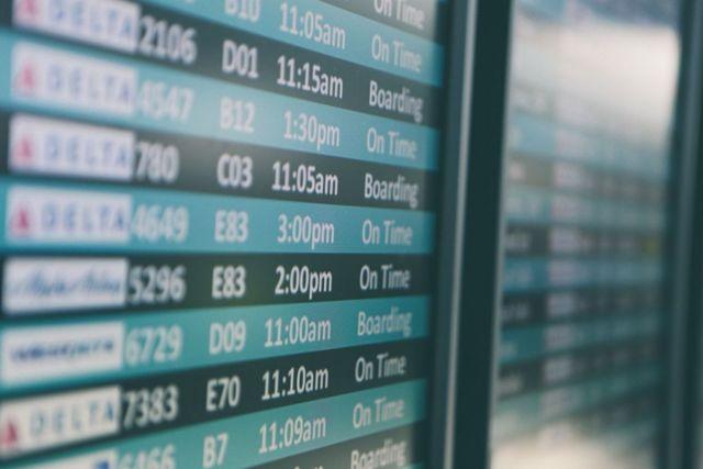 Как узнать информацию о рейсе: номер, дату и время вылета