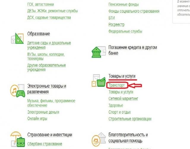 Как пополнить карту «Тройка» через Сбербанк Онлайн с мобильного телефона