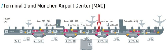 Как получить Такс Фри в аэропорту Мюнхена, где оформить