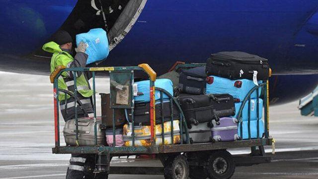 Что делать, если получился перевес багажа, какая может быть доплата