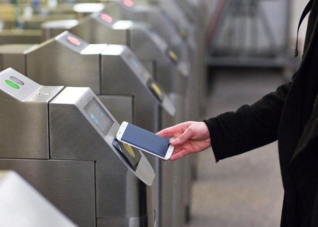 Как оплатить метро с помощью мобильного телефона