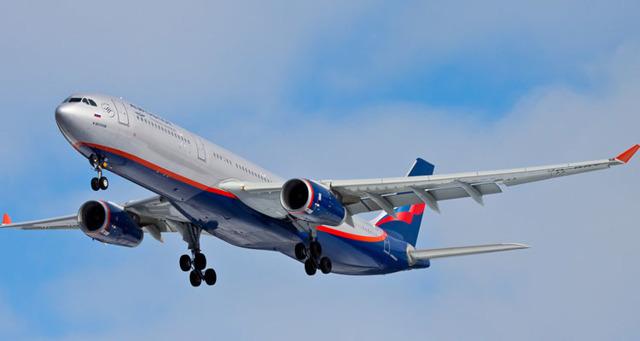 Как выбрать места в самолете авиакомпании Аэрофлот по электронному билету