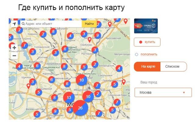 Как перевести деньги с карты «Стрелка» на карту Сбербанка