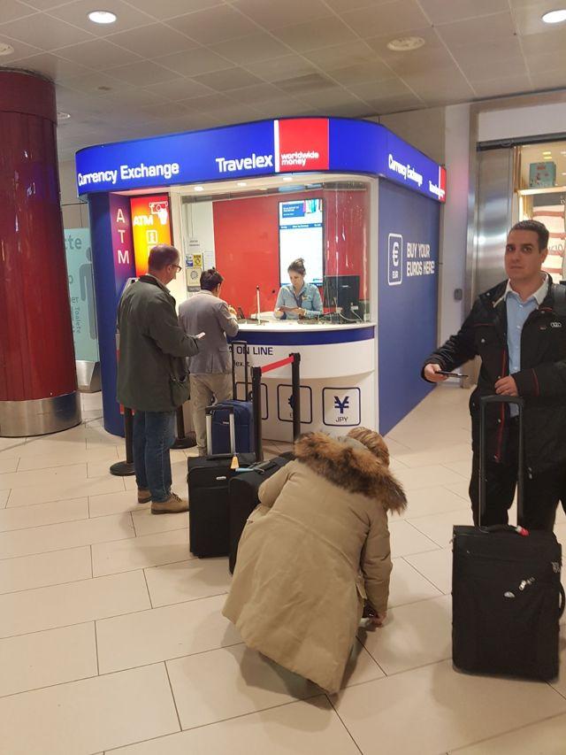 Как получить Такс Фри в аэропорту Фьюмичино (Рим), Венеции, Бергамо, Болоньи