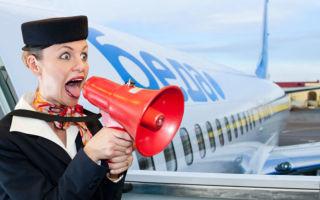 Куда жаловаться на авиакомпанию Победа, как подать жалобу на любую авиакомпанию