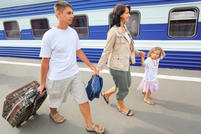 Как оформить детский билет на сайте РЖД: без места, с местом