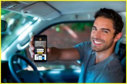 Как вызвать минивэн в uber