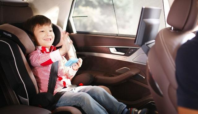 Как в Убере добавить детское кресло и вызвать такси с детским креслом