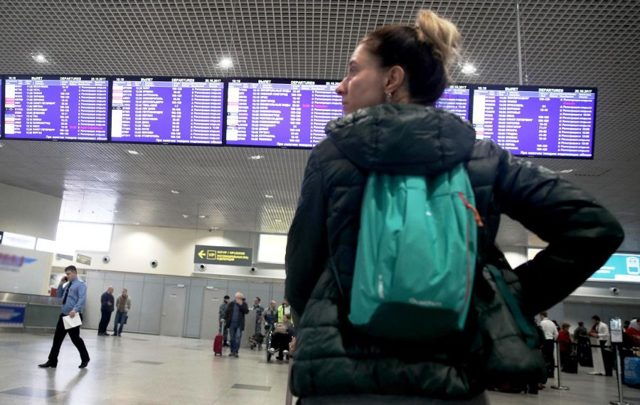 Как узнать об отмене или задержке рейса самолета, обязанности авиакомпании