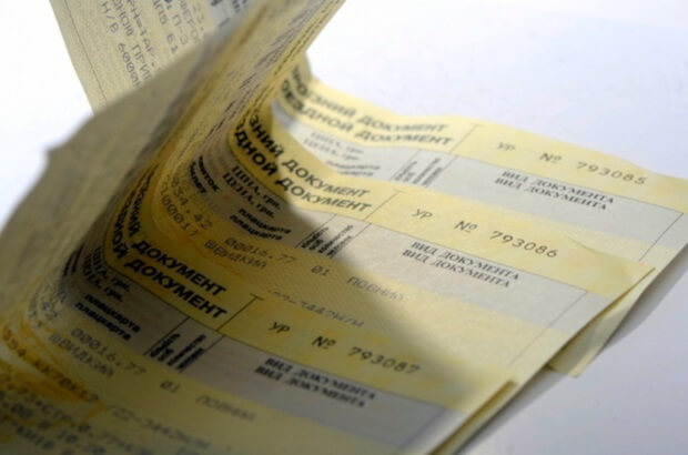 Как читать ж/д билет РЖД, что означают значки